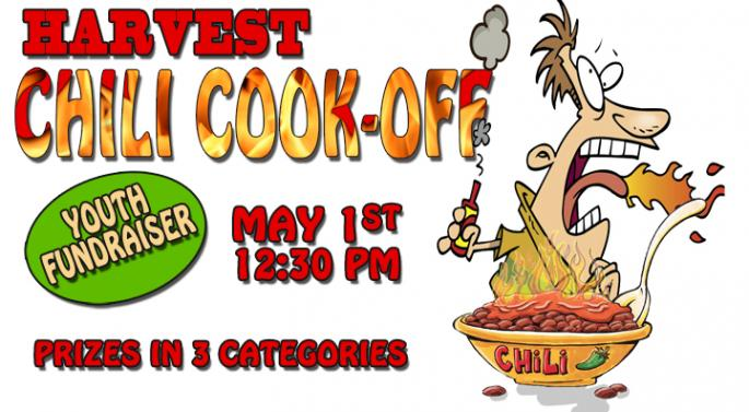 Chili Cook-Off Youth Fundraiser 2016