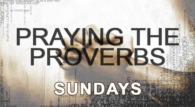 A Study Through Proverbs
