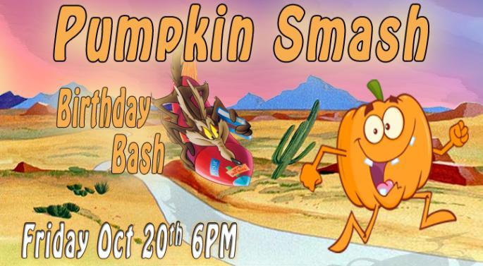 Harvest Youth Pumpkin Smash 2017